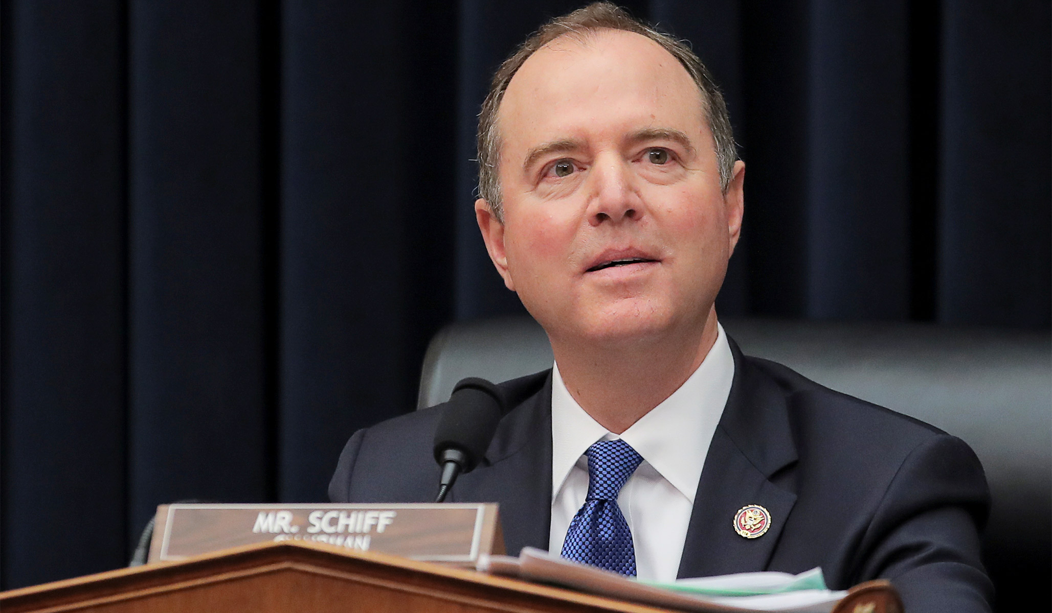 Schiff Threatens to Sue White House over Whistleblower Complaint Reported to Involve Trump