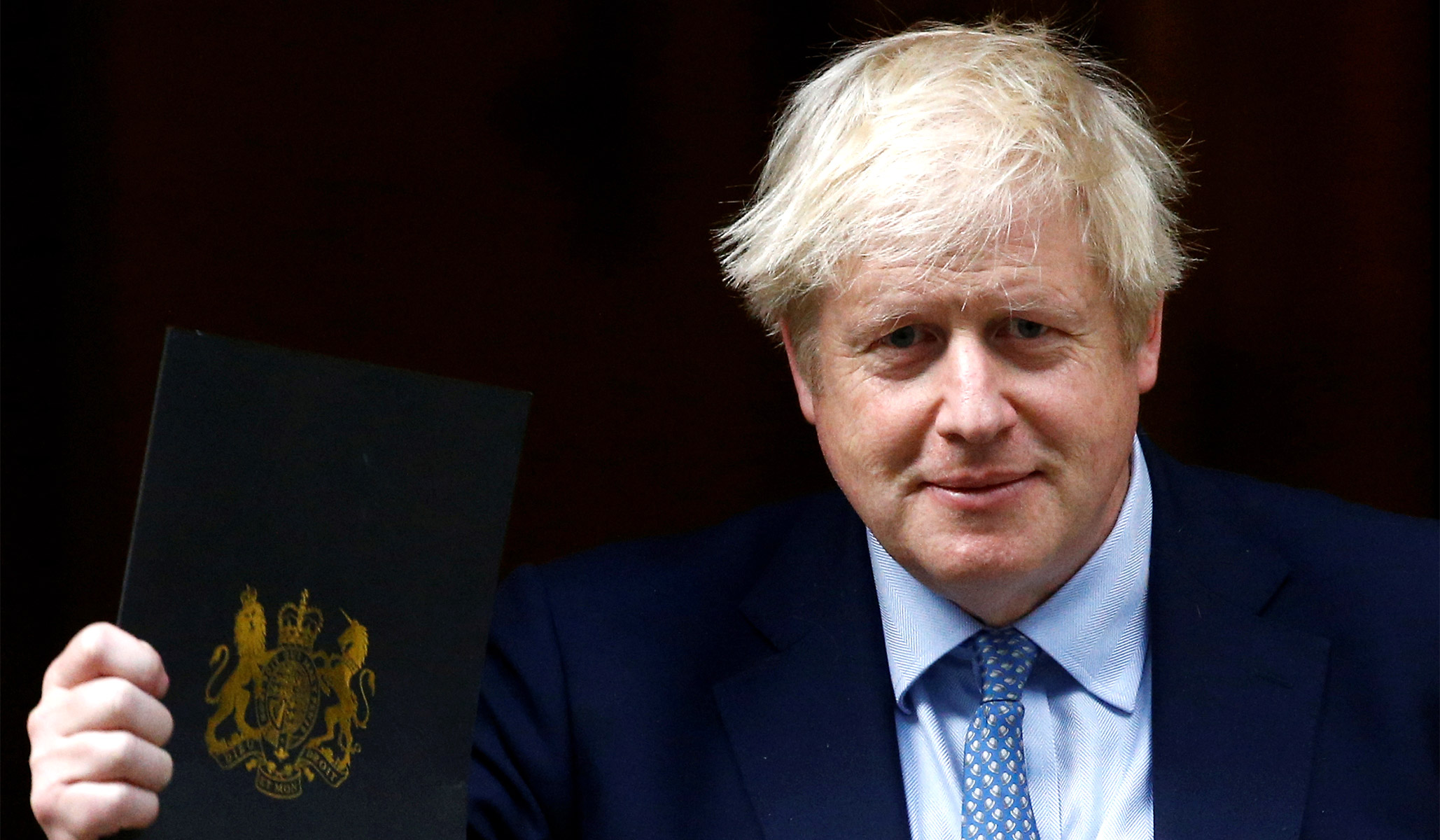 Boris Johnson's Media Blunder, on Health Care, Is Very Ill-Timed