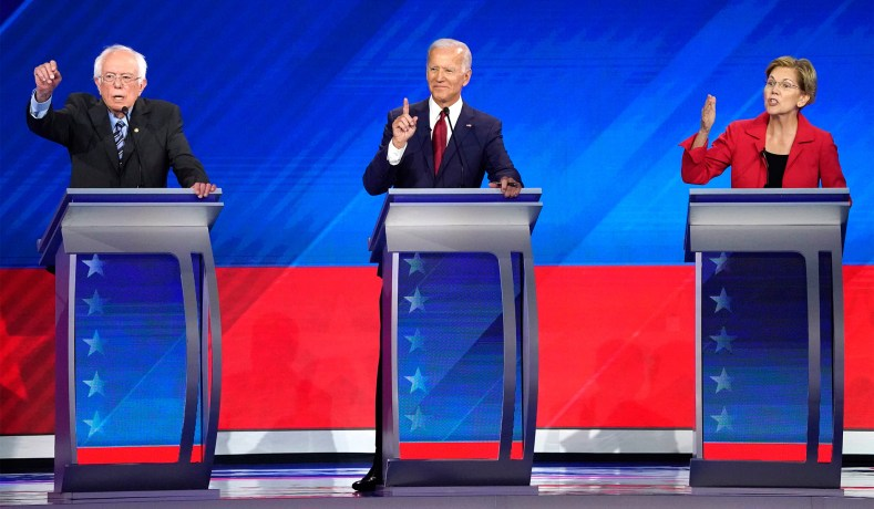 A Climate Change Proposal That Would Terrify Democratic Presidential Candidates