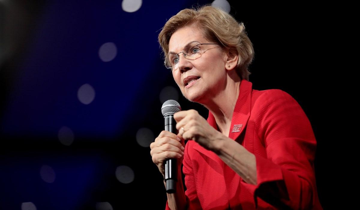 Elizabeth Warren's Financial Berlin Wall
