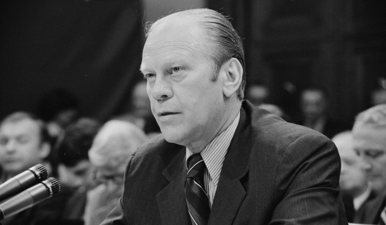 In Praise of Gerald Ford