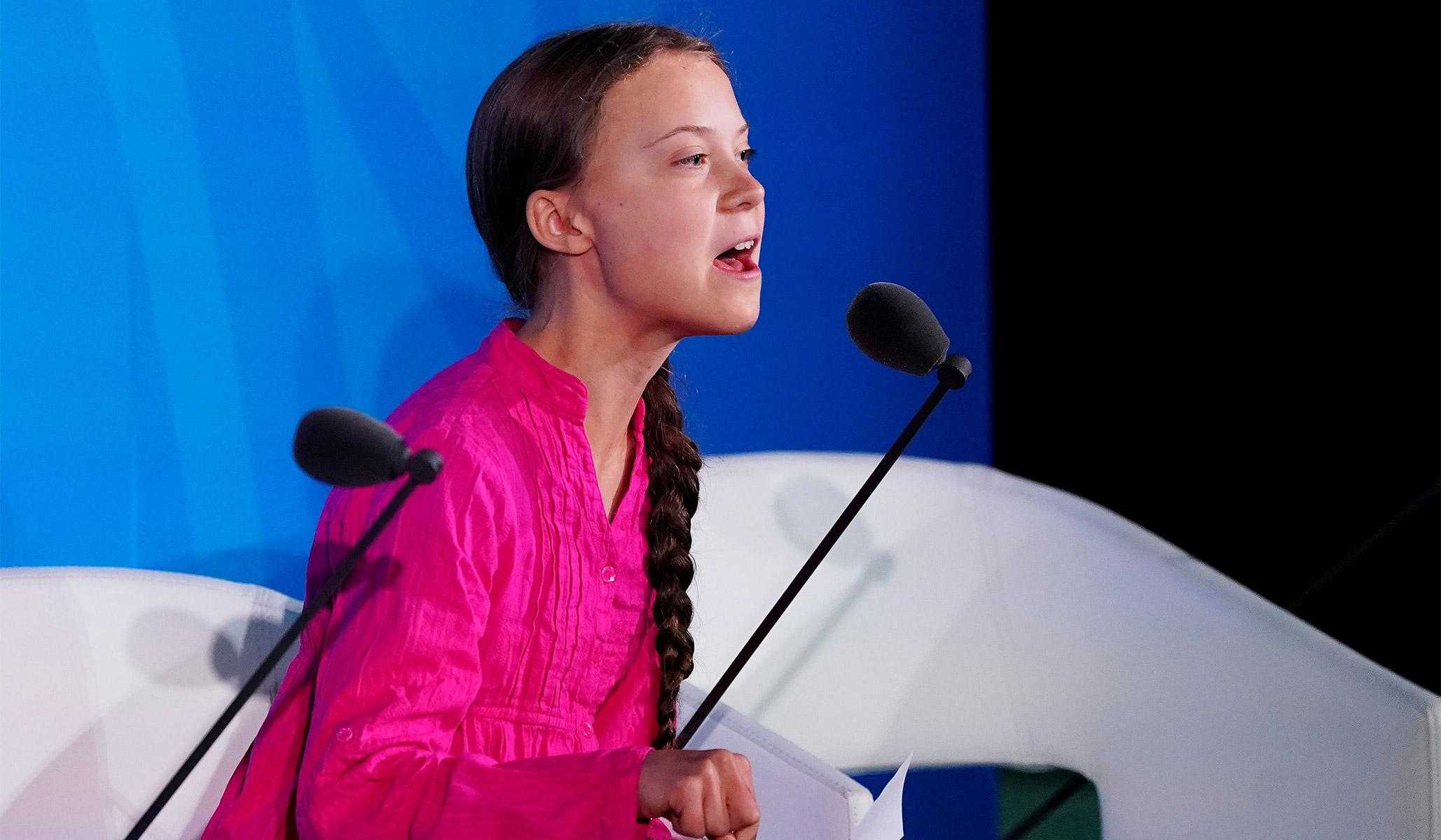 No Don T Listen To Greta Thunberg National Review