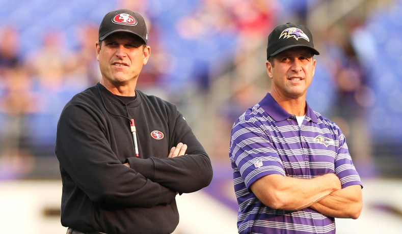 Jim and Other Harbaughs: A Celebration