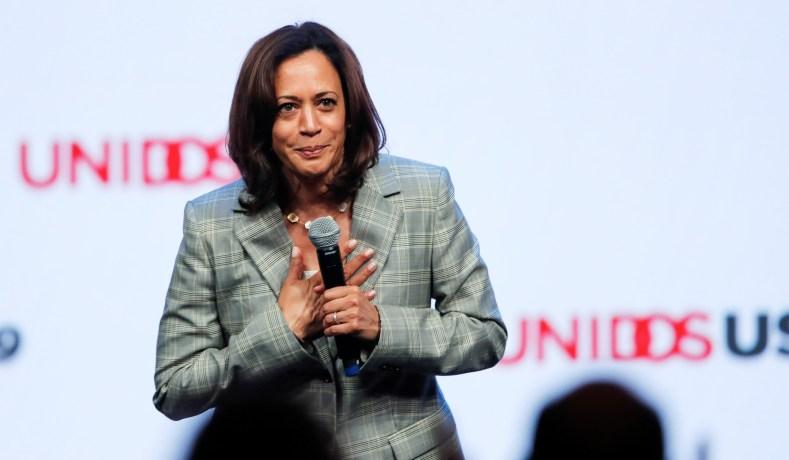 Kamala Harris' Presidential Campaign Barely Has a Pulse . . . in California!
