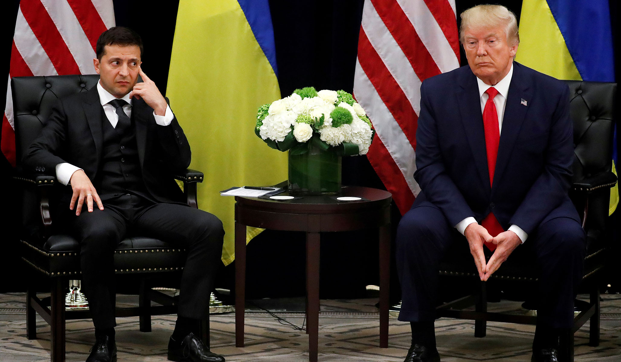 The Ukraine Scandal Shows That the Safeguards around Donald Trump Are Breaking Down