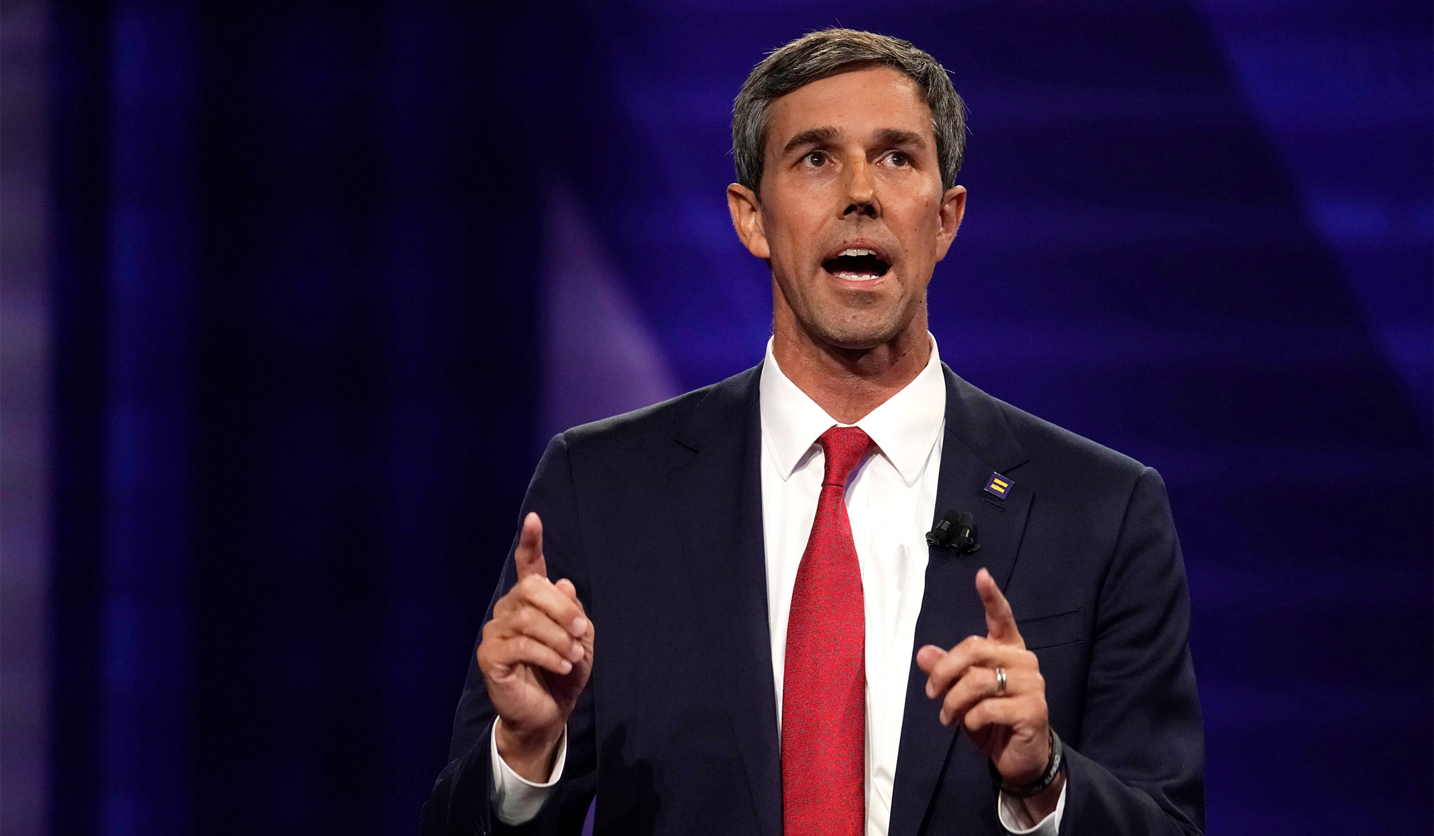 Beto O'Rourke Calls for Stripping Churches of Tax-Exempt Status If They 'Oppose Same-Sex Marriage'