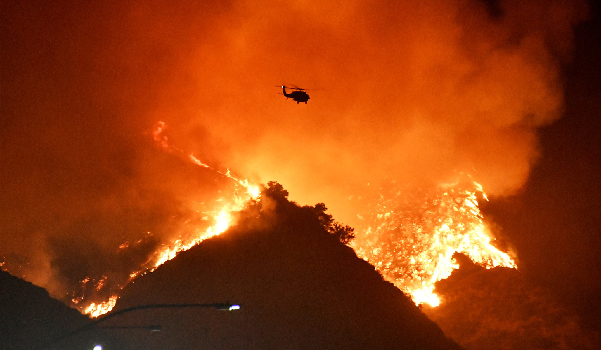 Policymakers Played a Hand in California's Wildfire Issues