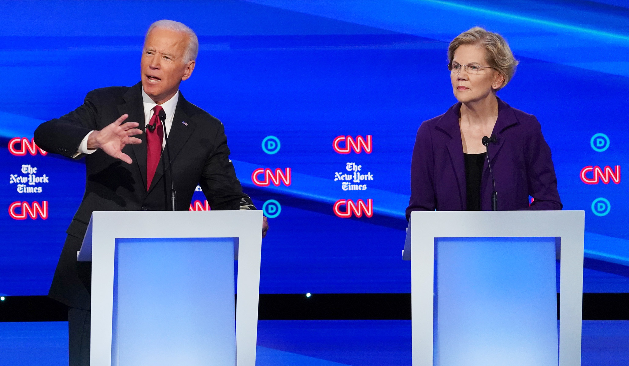 The Democratic Primary Is Dramatic and Suspenseful . . . but Maybe Not for Long
