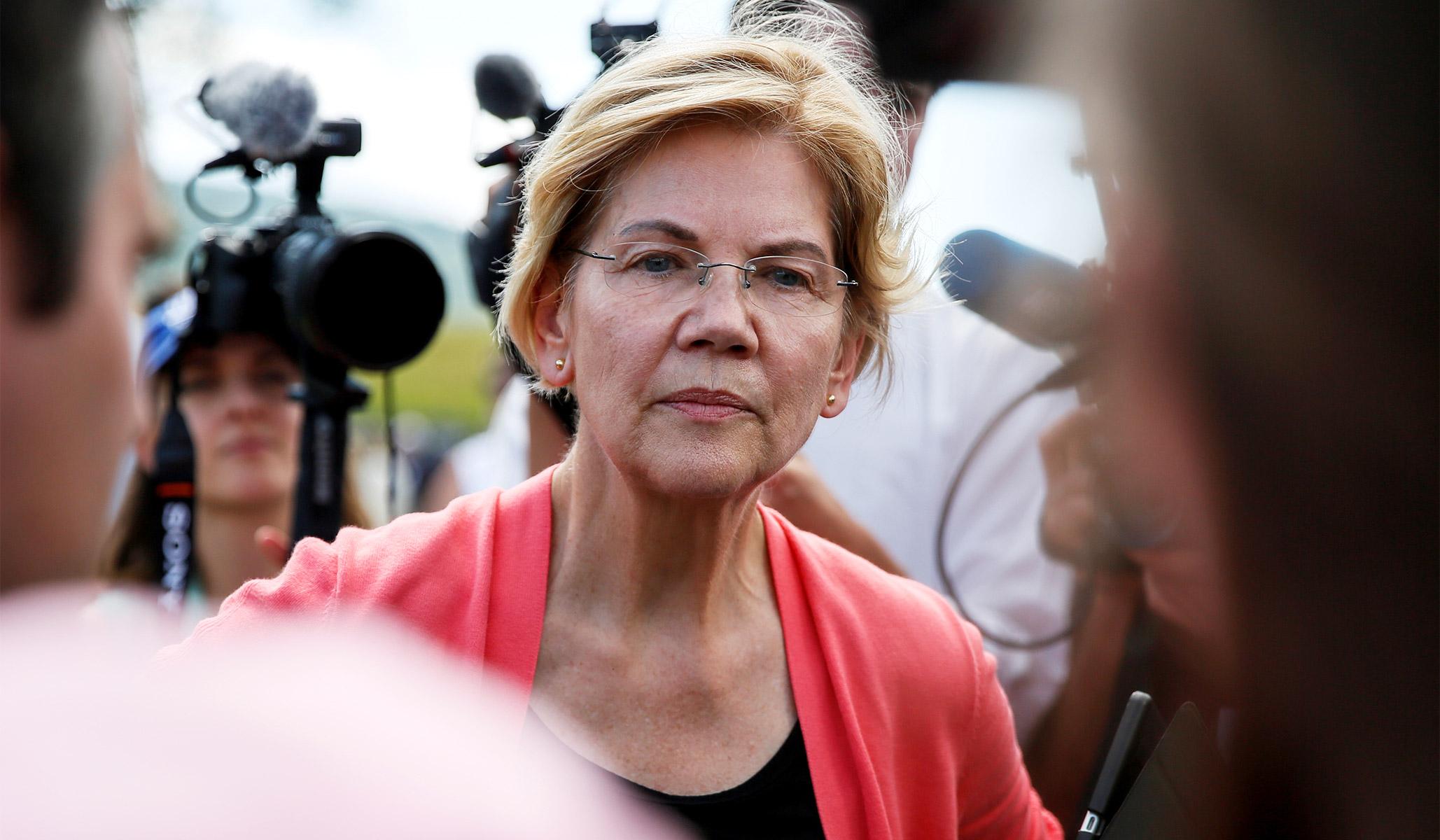 Elizabeth Warren and the Black Vote