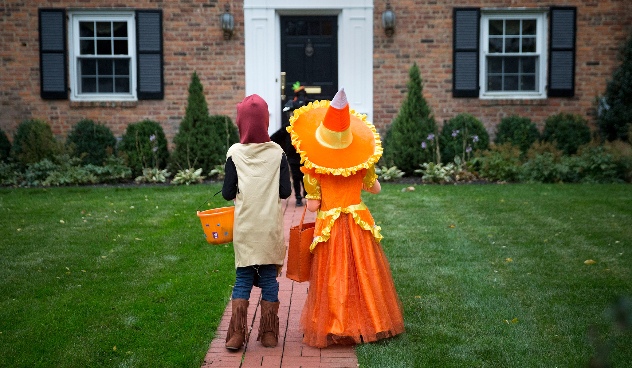 13-Year-Olds Can Again Be Jailed for Trick-or-Treating