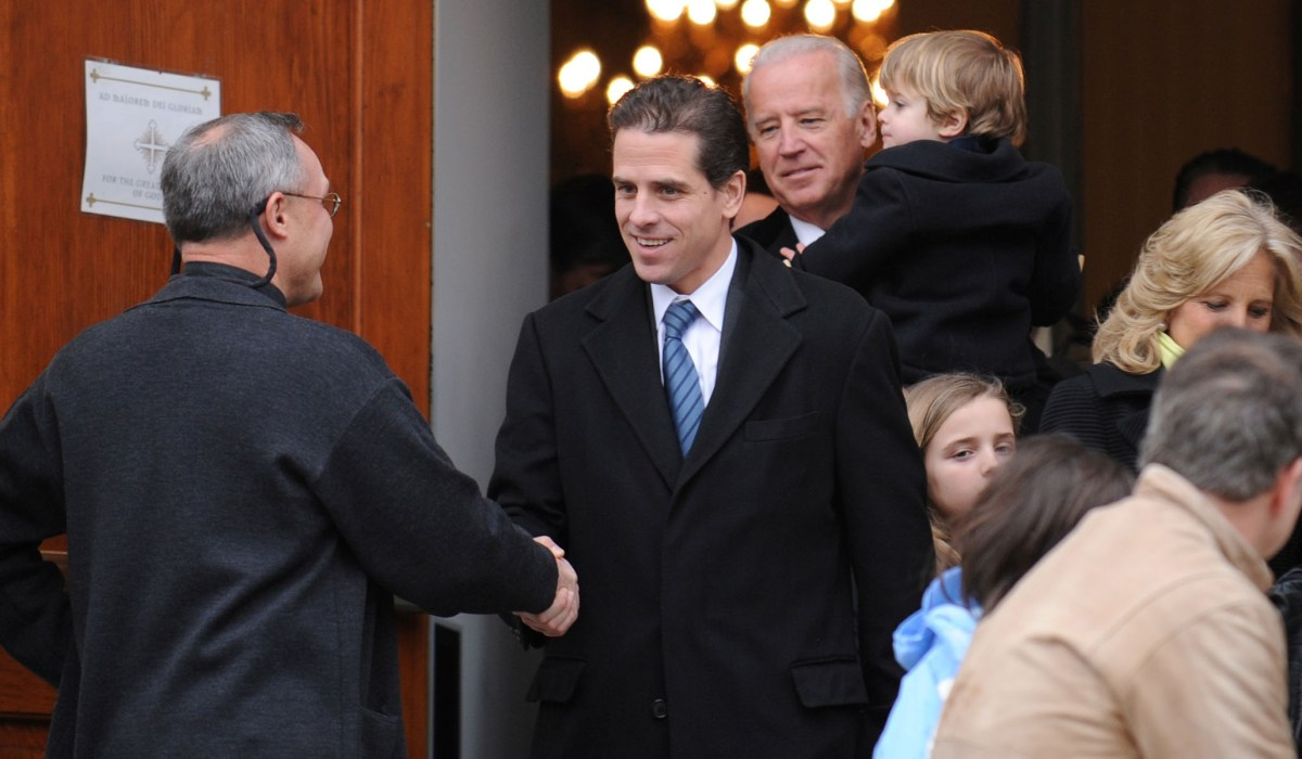 Hunter Biden Was on Board of Trade Group That Lobbied Obama Admin for Increased Ukraine Aid: Report | National Review