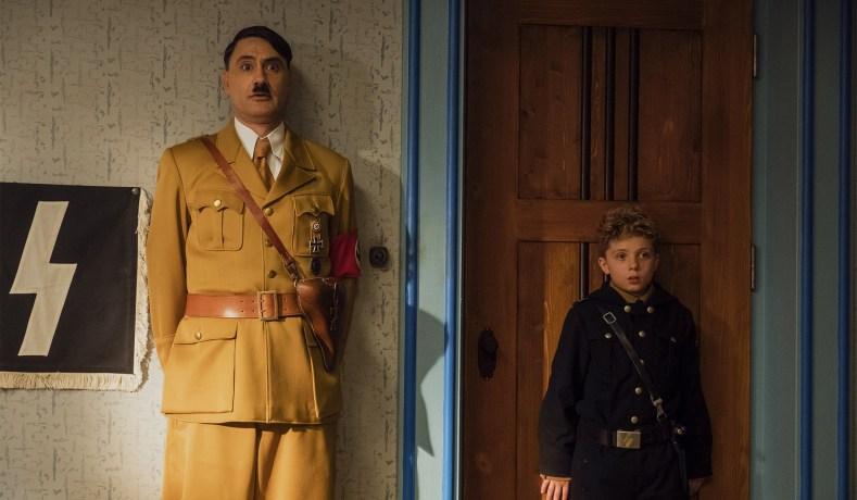 Movie Review Jojo Rabbit Hitler Satire Isn T Funny National