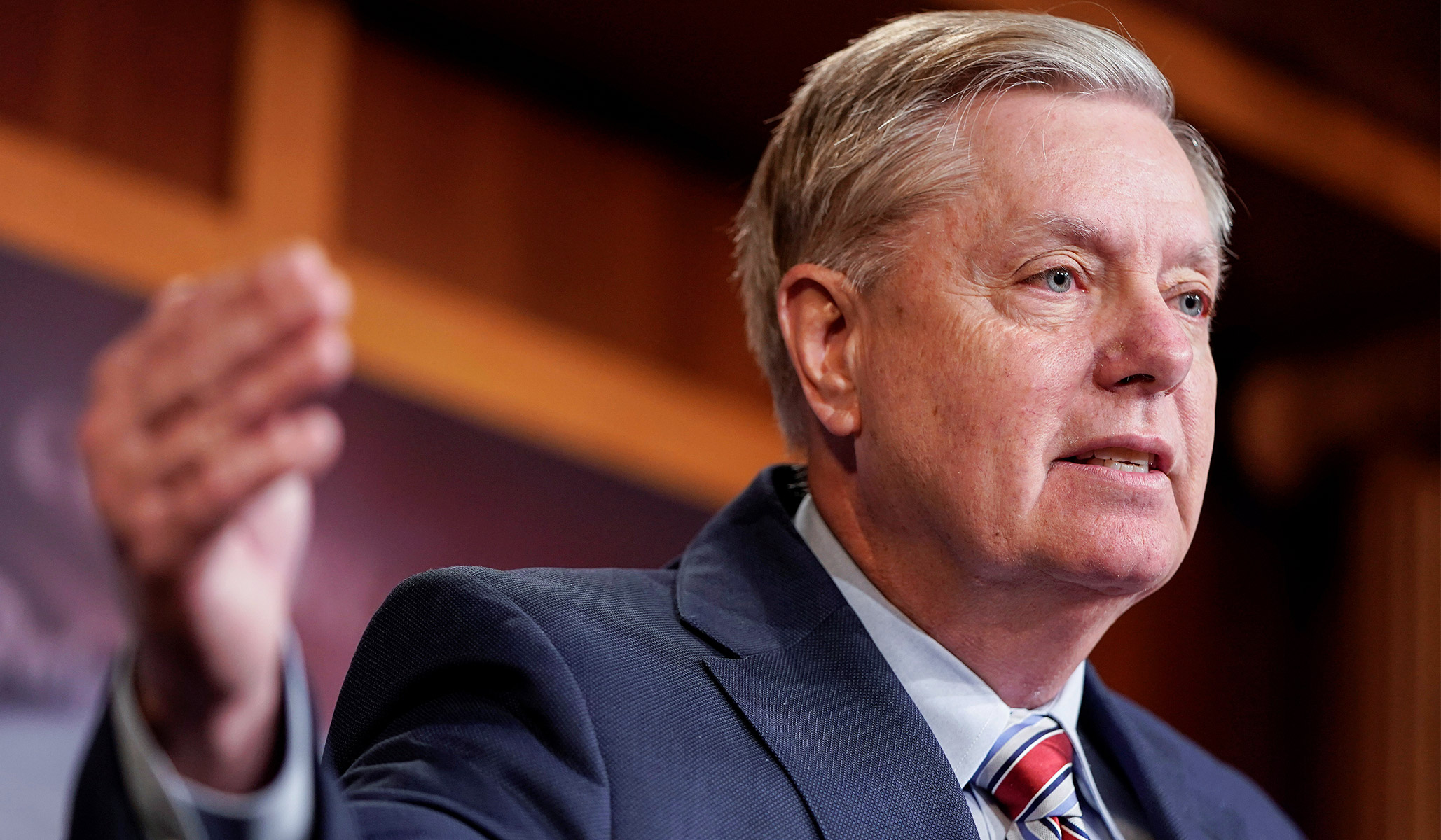 Lindsey Graham Says He Would Oppose Effort to Compel Hunter Biden Testimony