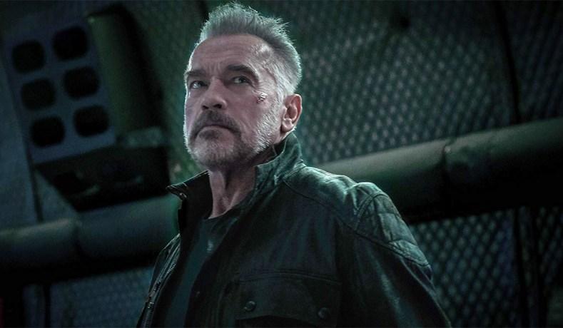 Movie Review: Schwarzenegger G...