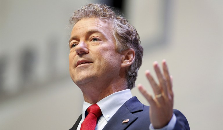 Rand Paul Misreads the Politics of Trump's Senate Trial