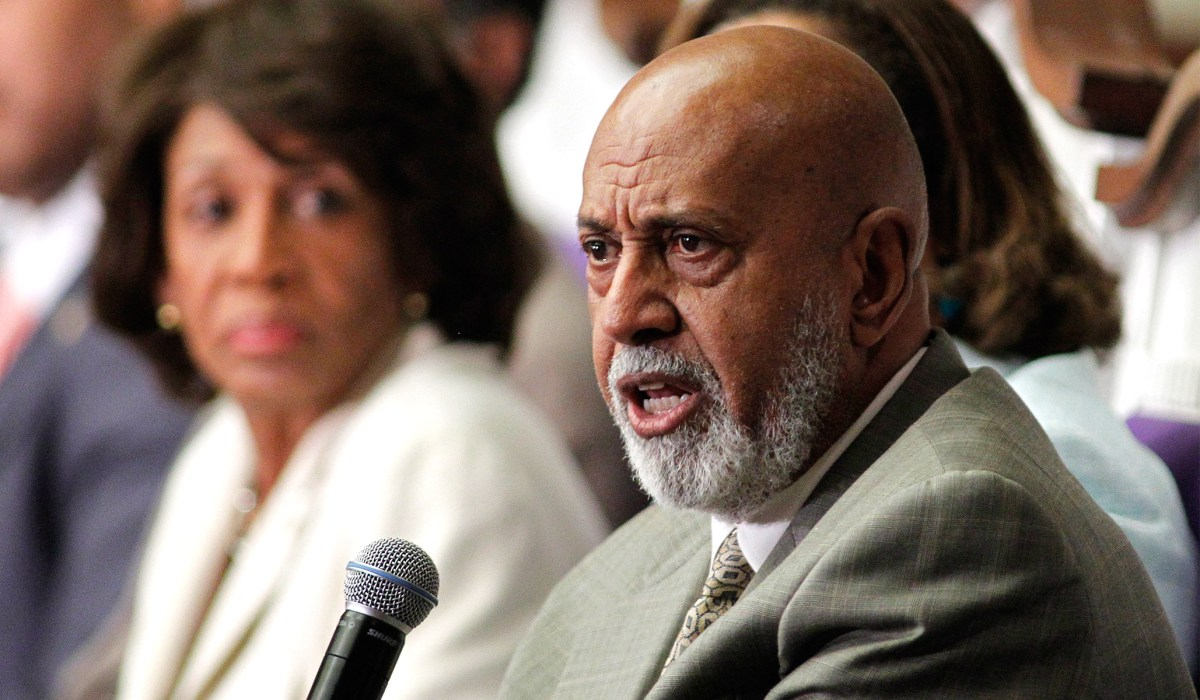 Florida Rep. Alcee Hastings Faces House Ethics Investigation of Relationship with Top Staffer