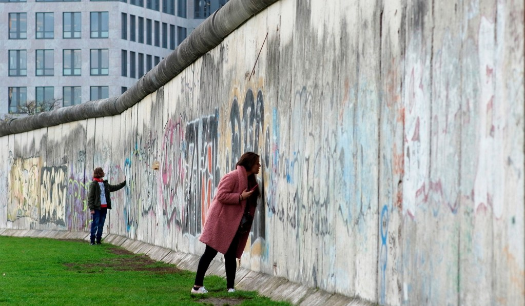photo image The Berlin Wall Is Gone, but Its Lessons Remain