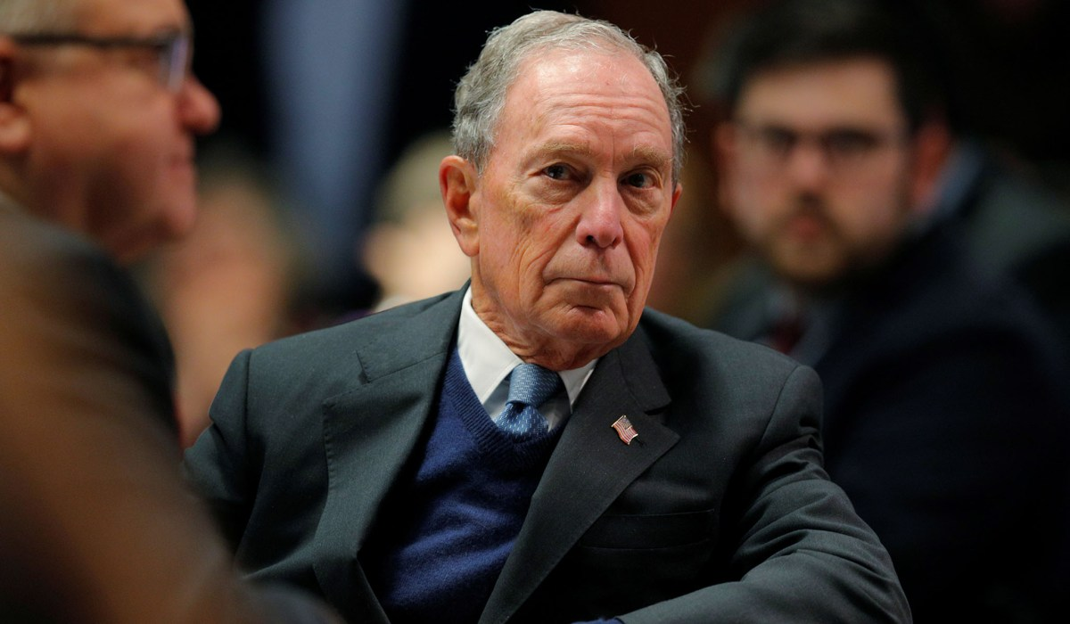 Mike Bloomberg Gave to a Lot of Republicans Over the Years   National Review