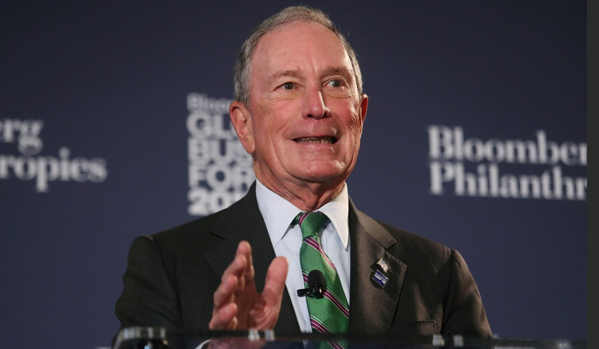Dem Candidates Attack Bloomberg for Trying to Buy...