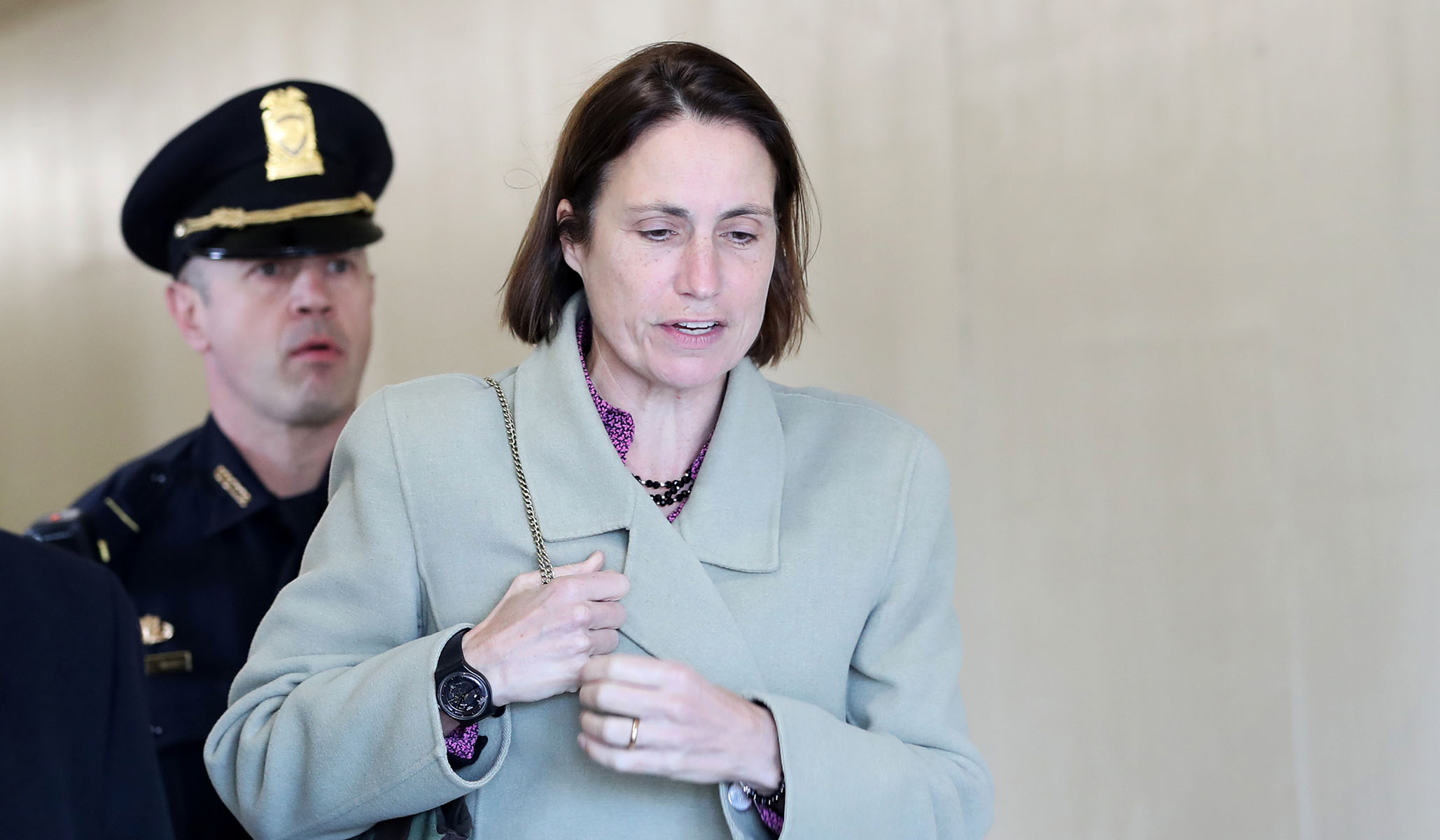 Fiona Hill Calls Ukrainian 2016 Election Interference 'Fictional Narrative' in Opening Statement