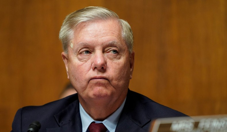 White House Asked Lindsey Graham to Block Resolution on Armenian Genocide |  National Review