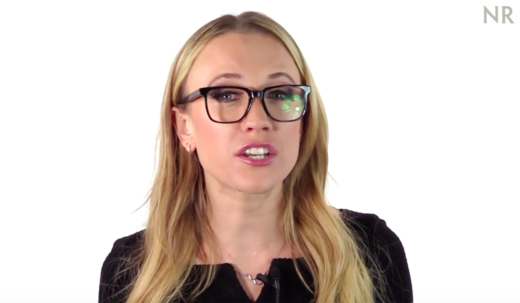 Watch: Kat Timpf Urges That the U.S. Should Follow Oklahoma's Lead on Inmate Releases