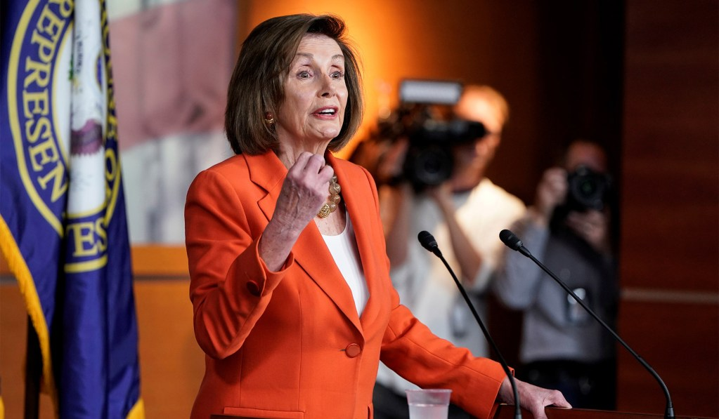 photo image Impeachment Agitates Partisan Passions