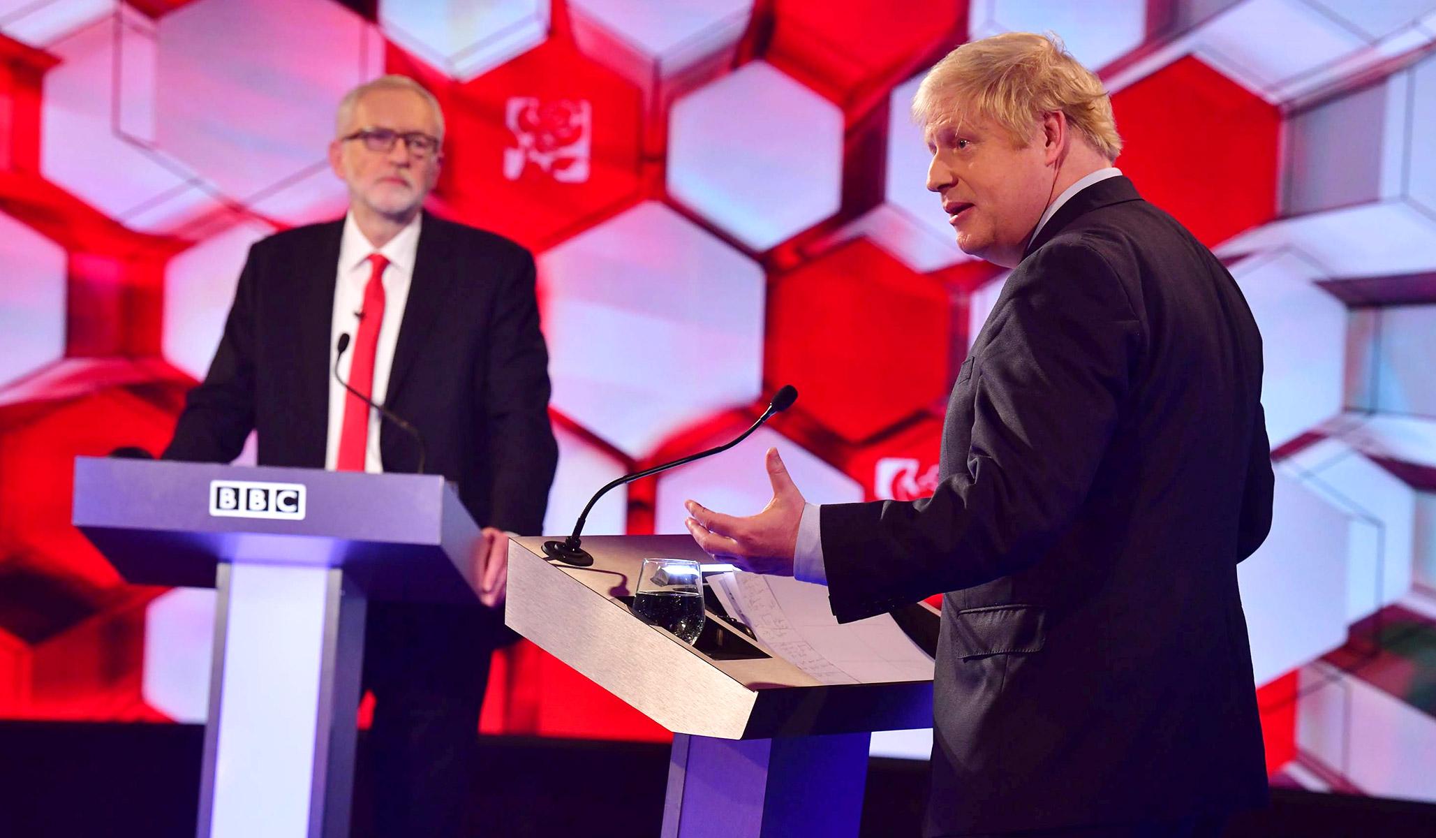 Media Bias May Be Boris Johnson's Biggest Adversary