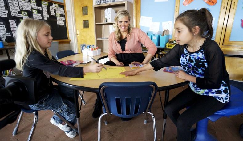The 'Underpaid Teachers' Myth  Classroom
