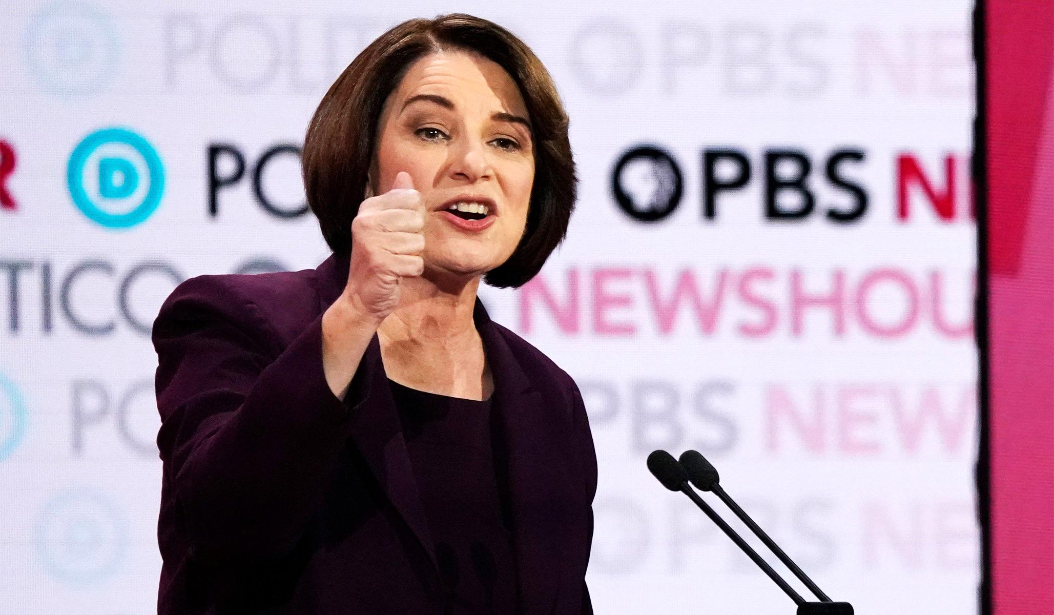 Oh, Those Terrible Misogynist Iowa Democratic Caucus-Goers!