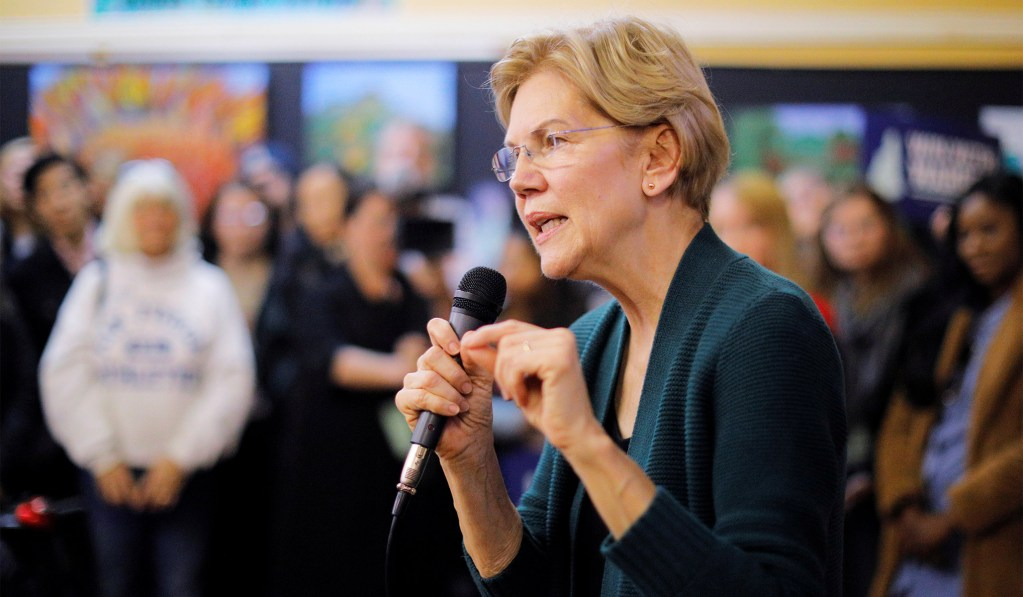 Warren Would Be a Bad VP Pick for Biden