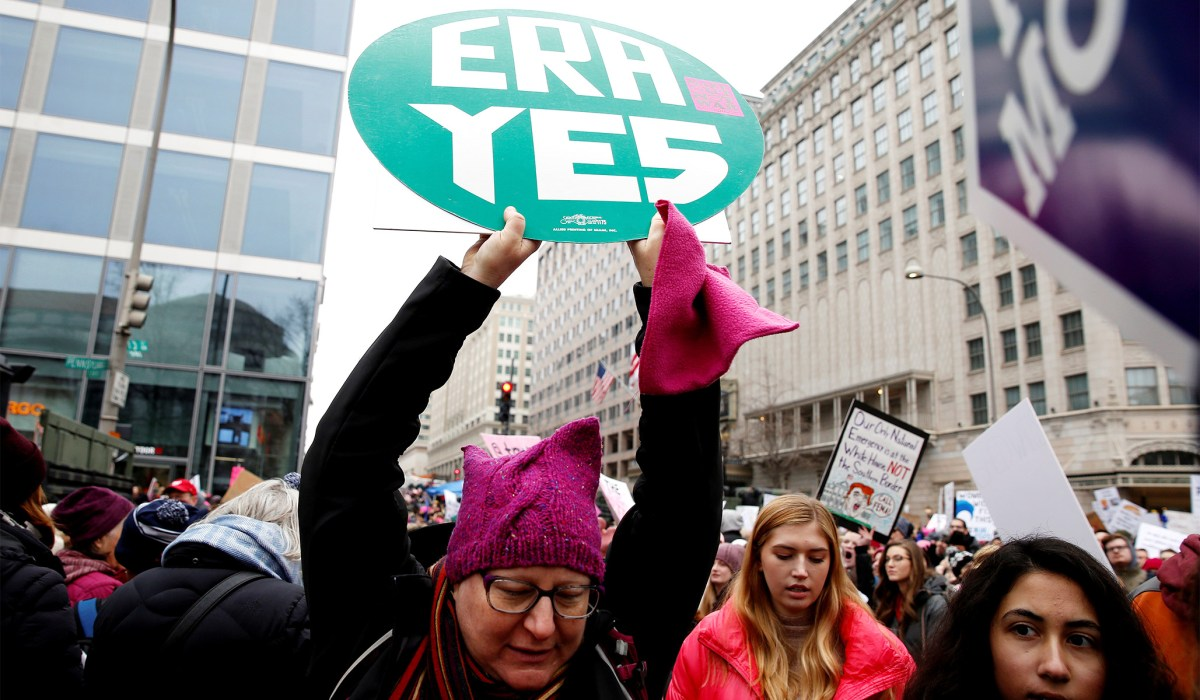 Would the Equal Rights Amendment Enshrine Abortion Rights in the Constitution? | National Review
