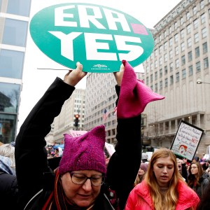 What Does the Equal Rights Amendment Even Mean at This Point? | National Review