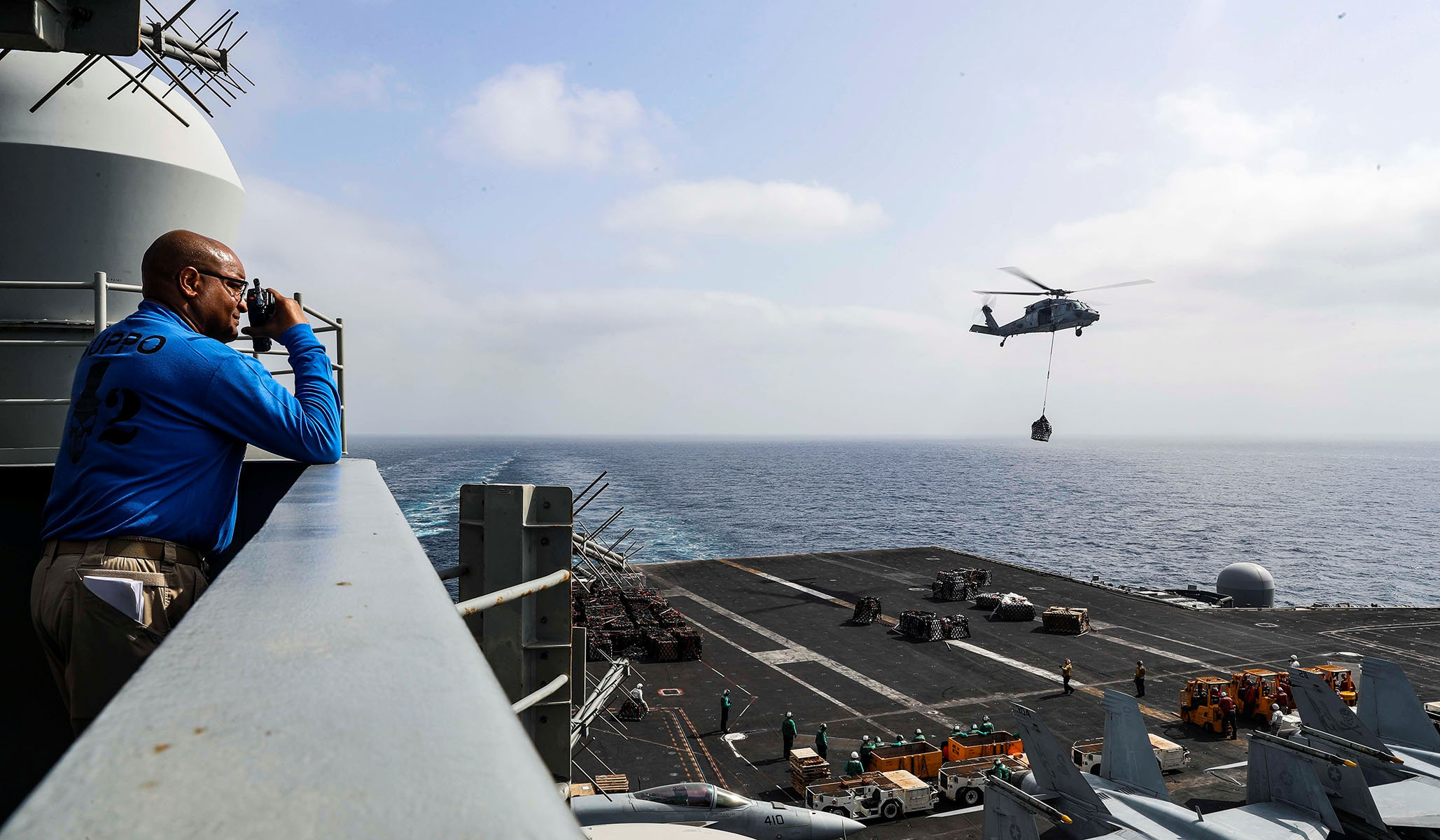 Navy Grounds Saudi Flight Students amid Investigation into Pensacola Shooting