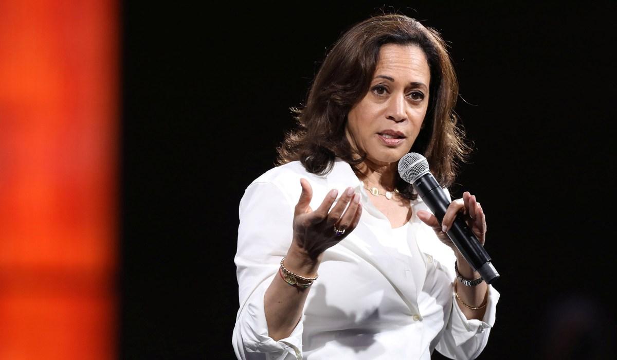 Kamala Harris's Anti-Catholic Bigotry   National Review