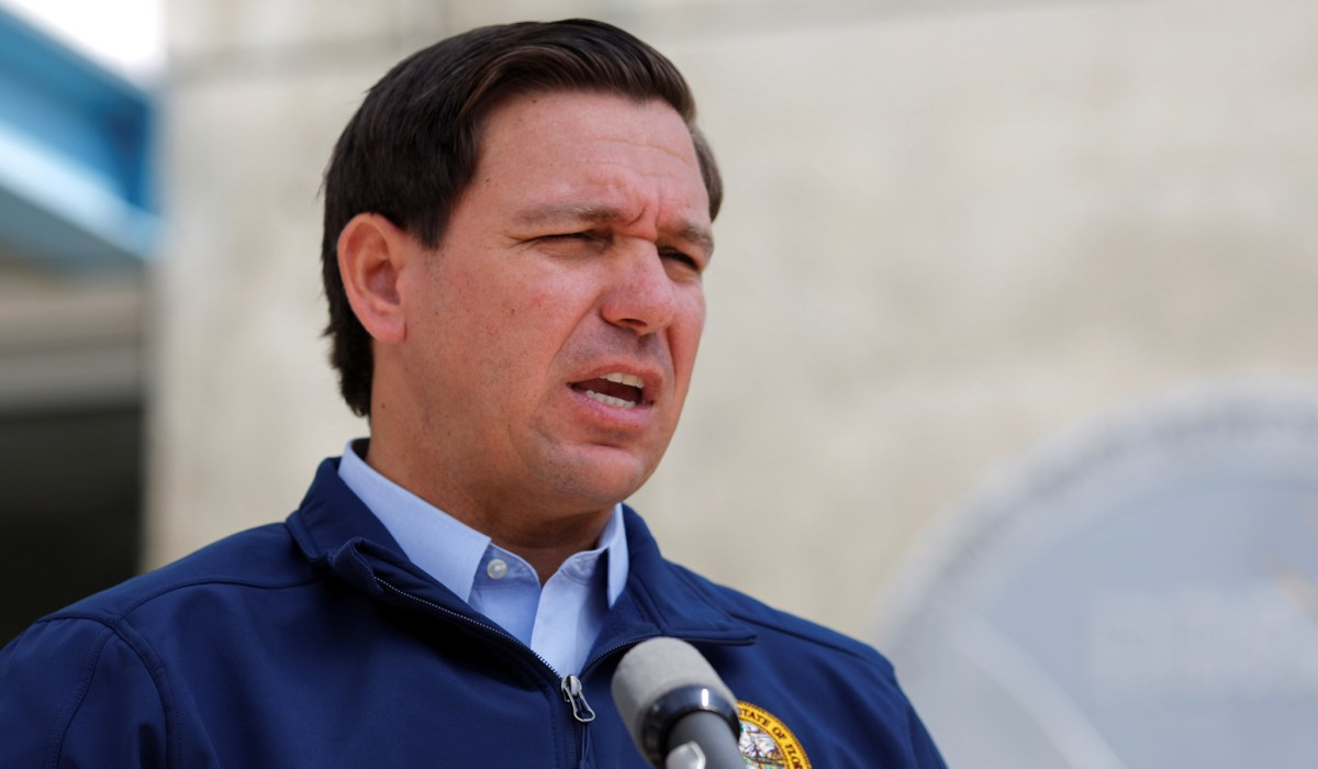 Ron DeSantis Identifies a Key Challenge Facing the Next Republican Administration | National Review