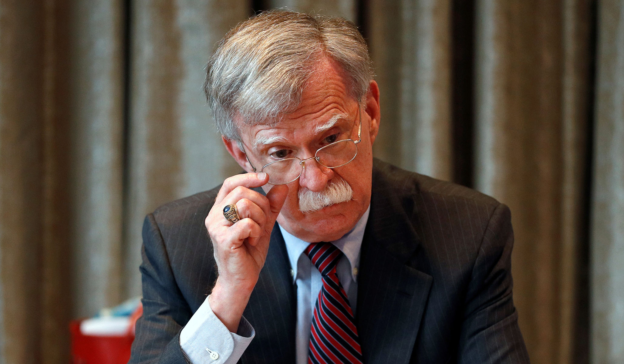 Bolton Denies Leaking Quid Pro Quo Book Excerpt To NYT: 'There Was Absolutely No Coordination'