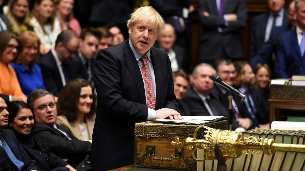 Boris Johnson Offers Hong Kong Residents Refuge, Path to U.K. Citizenship if China Cracks Down