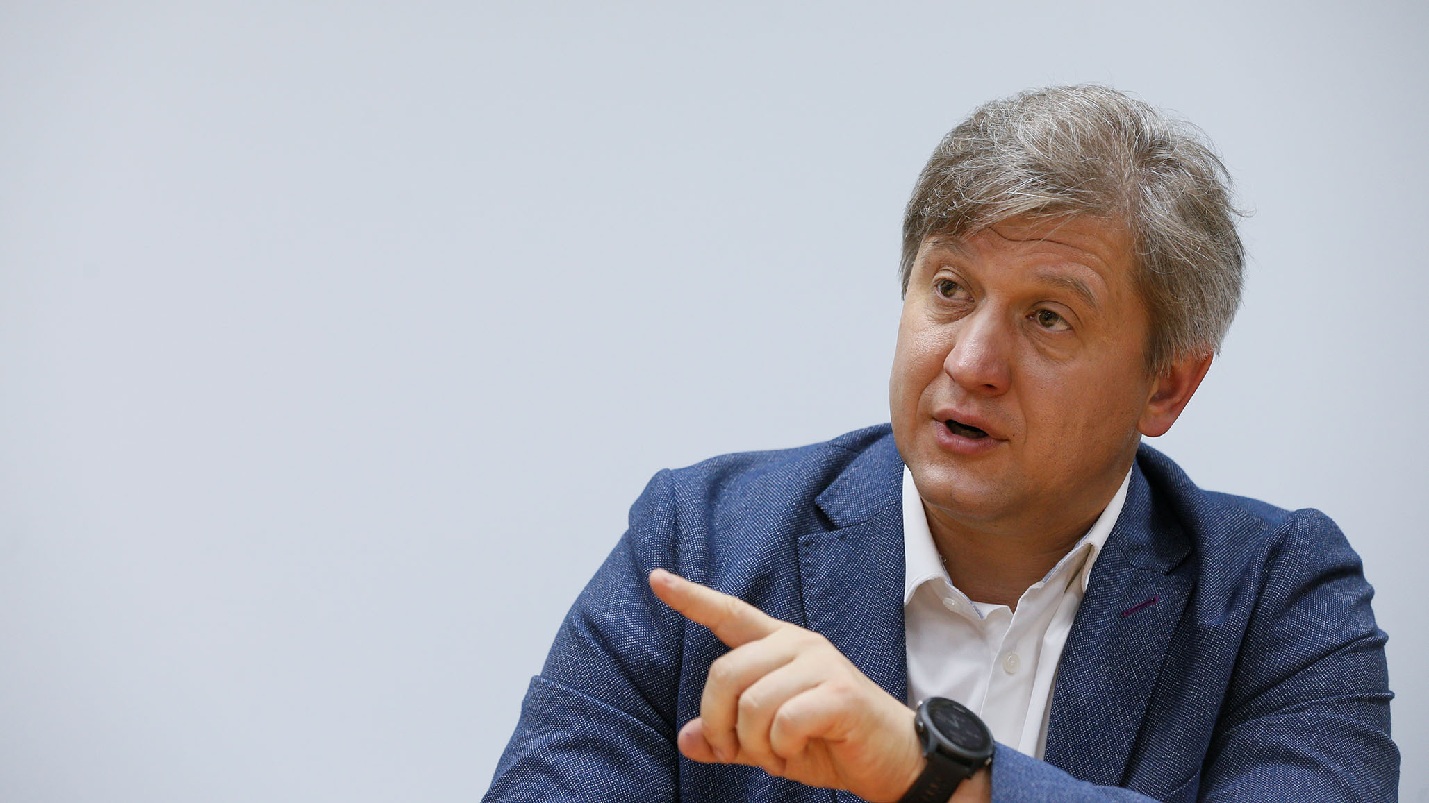 Former Zelensky Aide Says Trump Admin. Request for Investigations 'Rattled' Ukrainian President