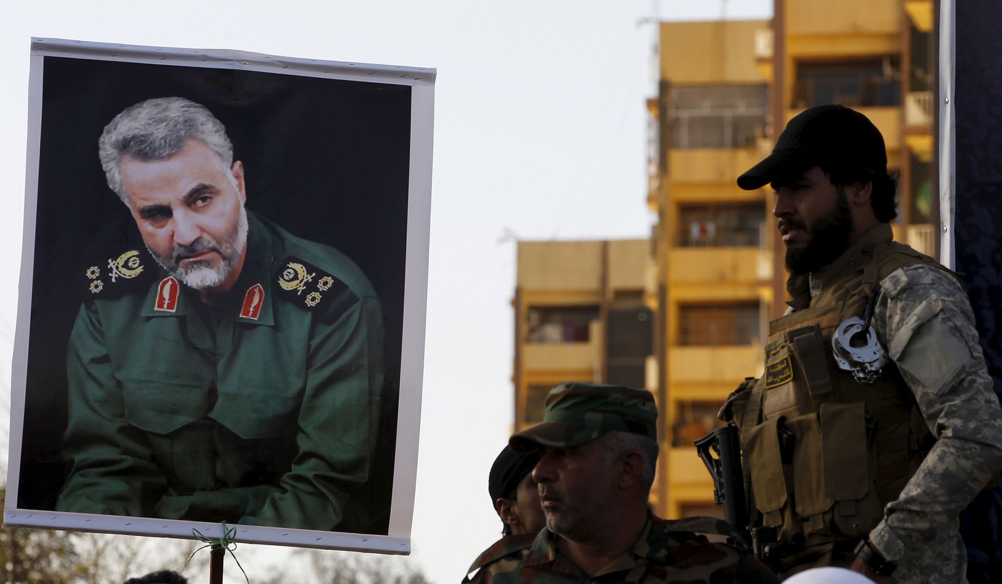 Trump Calls the Ayatollah's Bluff