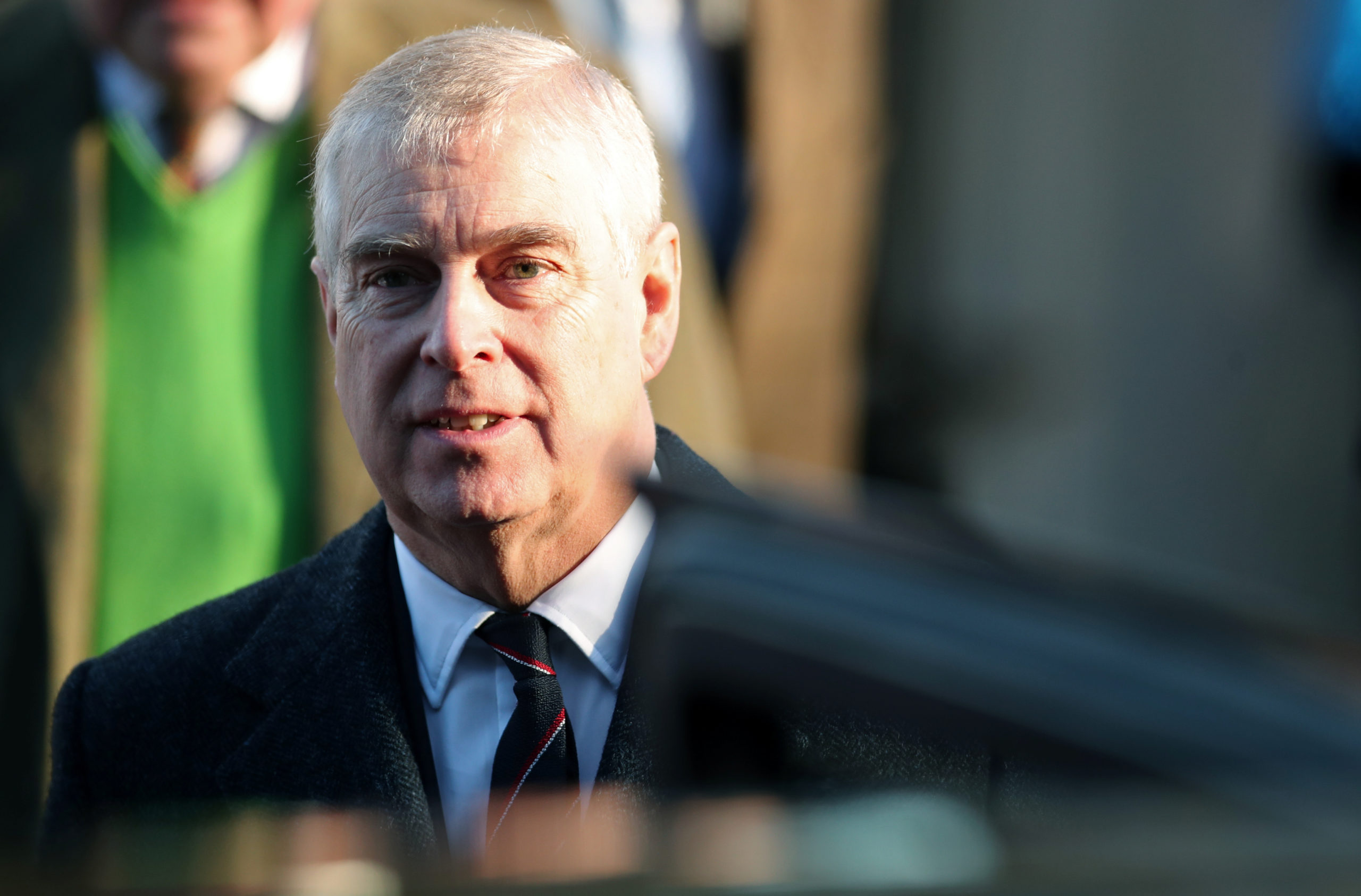 Prince Andrew Has Ignored FBI's Epstein' Interview Requests
