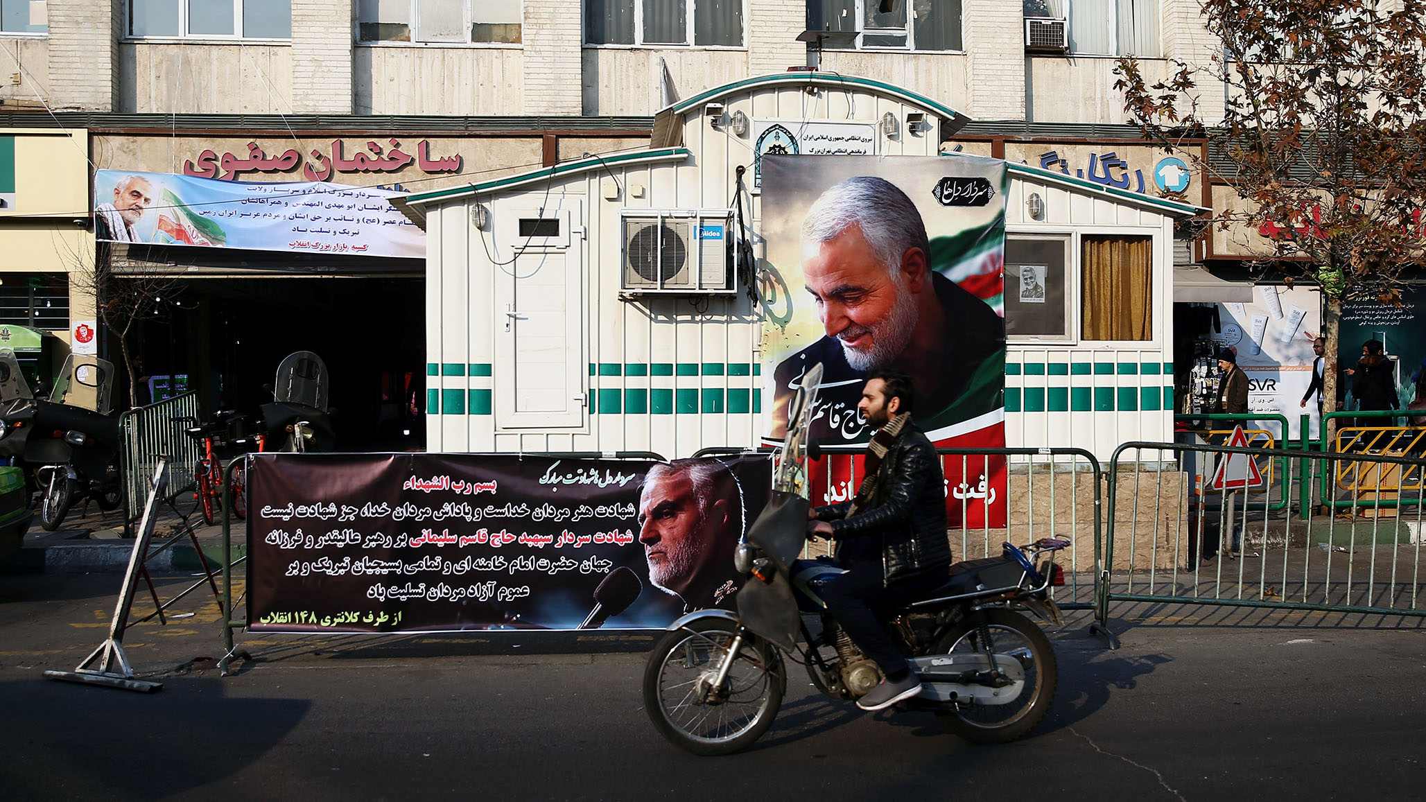 Maybe Soleimani Wasn't Universally Loved, After All