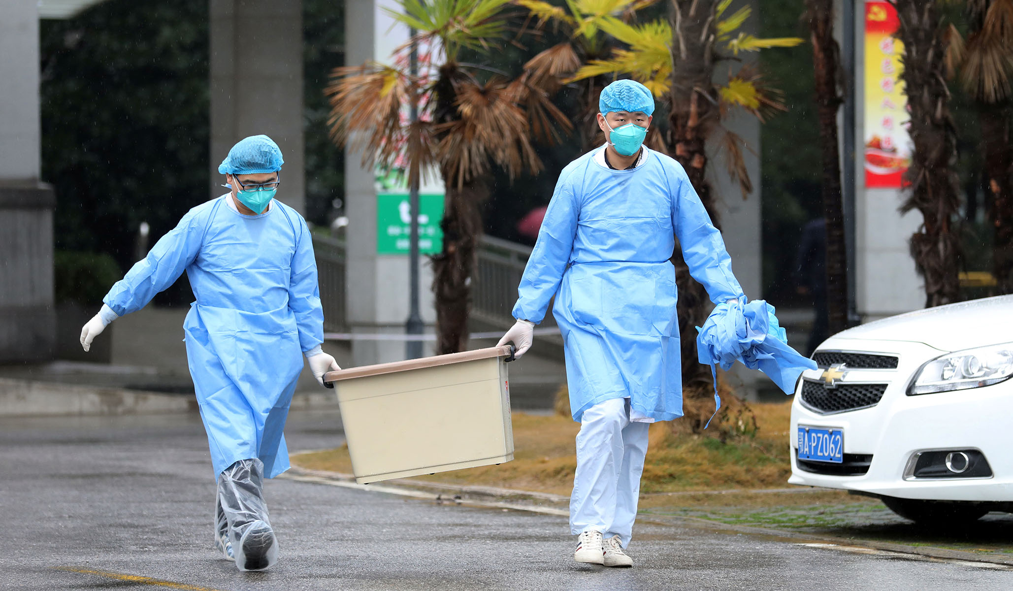 CDC Reports First Confirmed Case of Wuhan Virus in U.S.