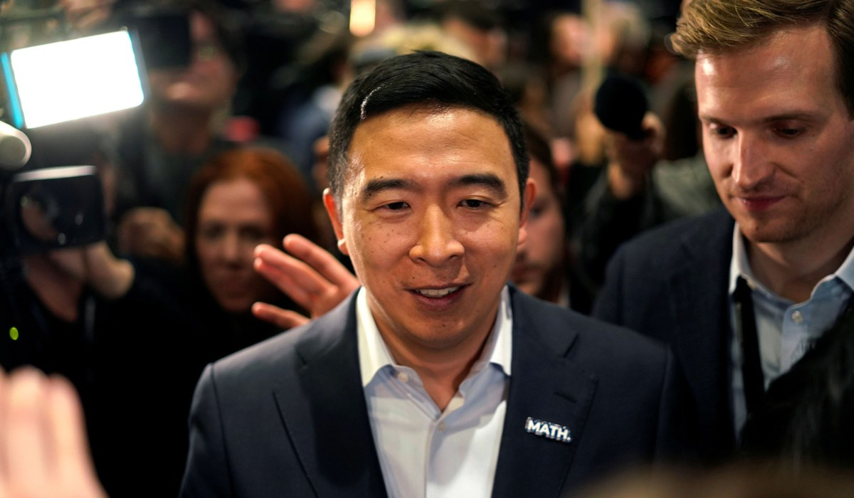 Farewell, Andrew Yang | National Review