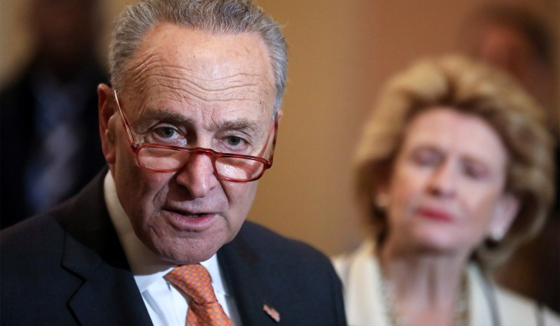 Schumer: Senate Will Move Forward with Marijuana Legalization with or without Biden thumbnail