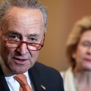 Schumer Flails on the Born-Alive Bill | National Review