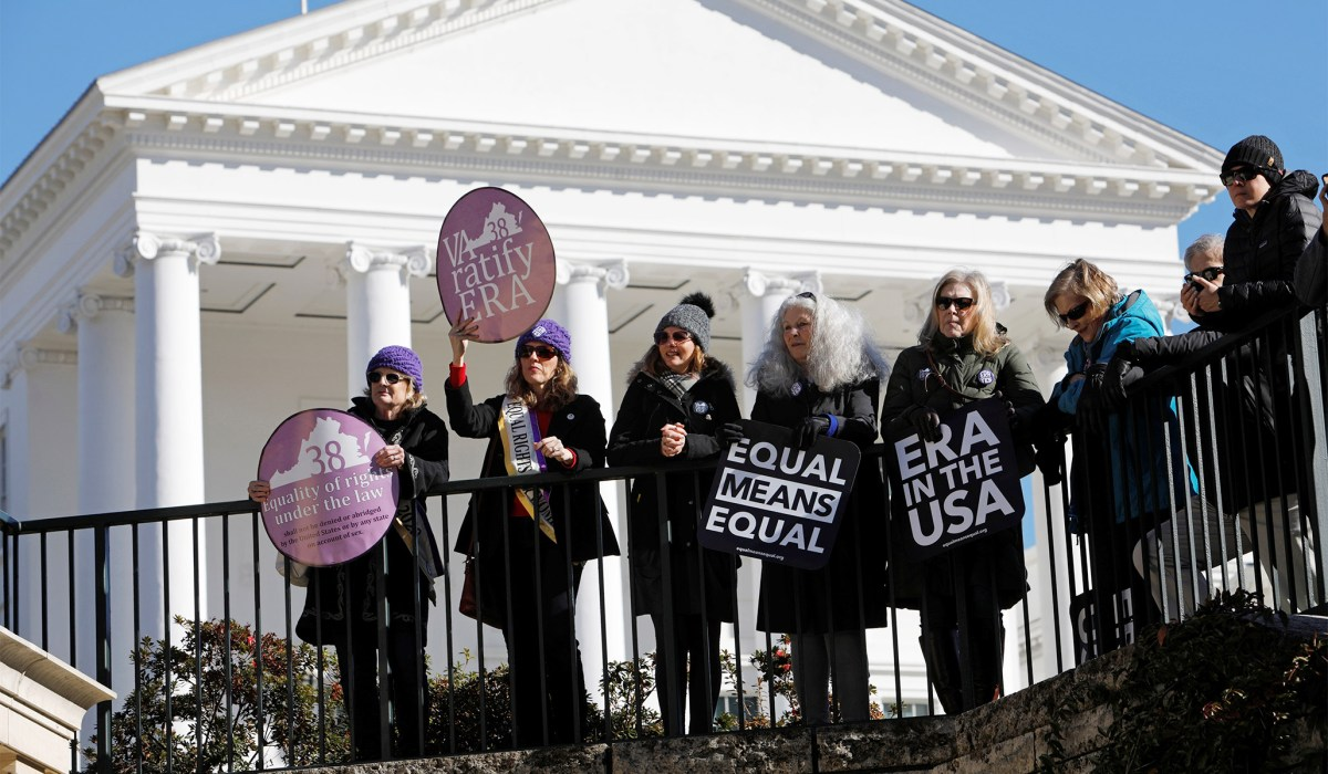 Posturing About the Equal Rights Amendment | National Review
