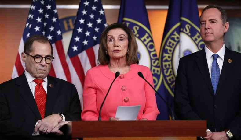Trump Impeachment Postpone Senate Trial Until House