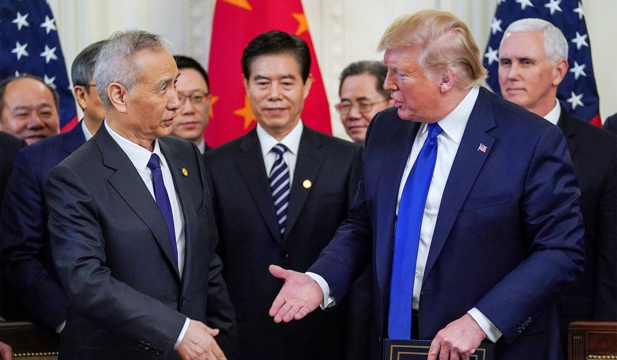 How Trump Blew His Hand in Trade-Deal Negotiations with China | National Review