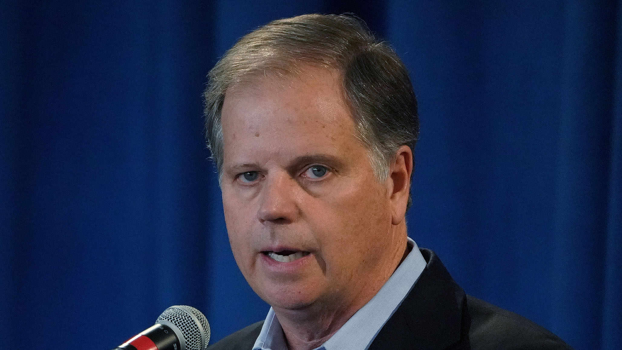 Alabama's Doug Jones Votes for Removal . . . Surprising Almost No One